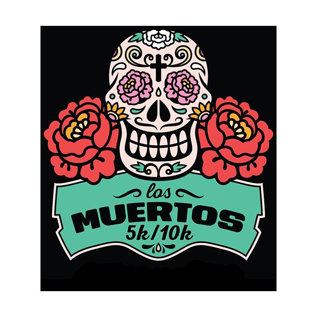 Generic Events Los Muertos Logo Update 5k-10k Small